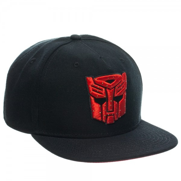 Transformers Autobot Fiber Optic Cap